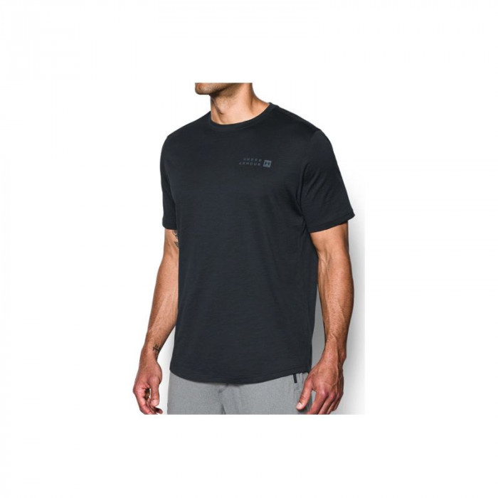 T-shirt Under Armor Sportstyle Core Tee M 1303705-001 (4734)
