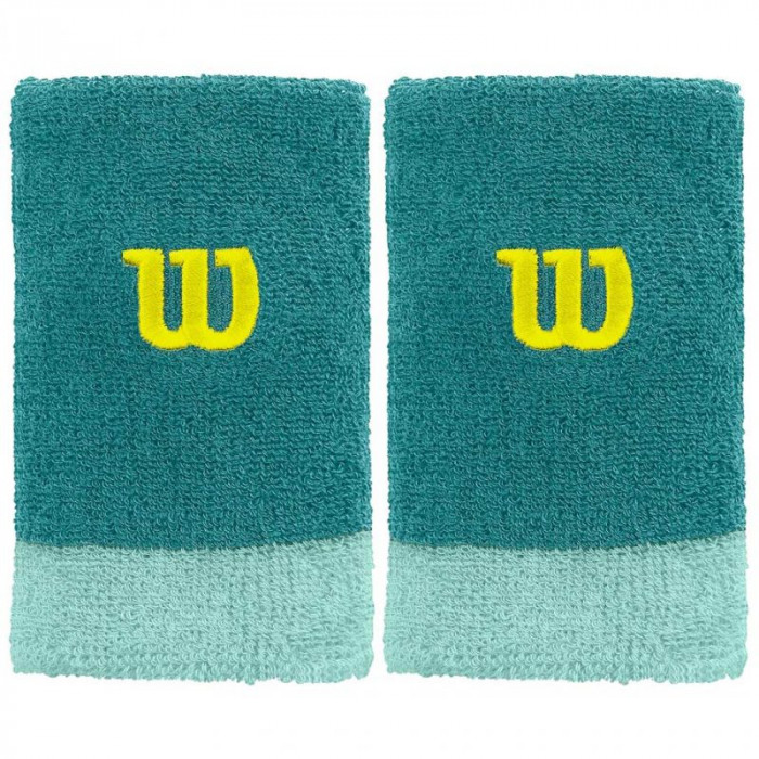 Wilson Extra Wide hand strap wide 2pcs WRA733509 (2534)