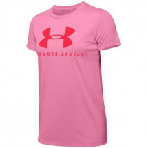 T-shirt Under Armor Graphic Sportstyle Classic Crew W 1346844-691 (7795)