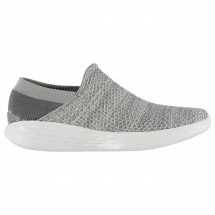 - Skechers YOU Slip On Ladies Trainers Skechers od www.londonbridge.cz