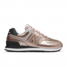 New Balance - 574 Metallic Trainers