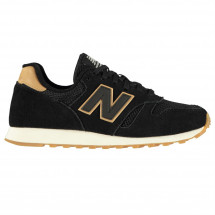 New Balance - 373 Suede Mesh Trainers