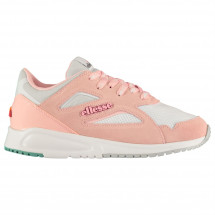 Ellesse - Contest Leather Trainers