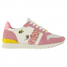 Ed Hardy - Blossom Runner Trainers