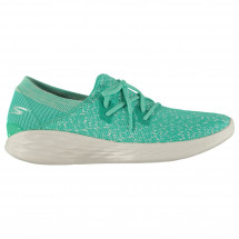 - Skechers YOU Exhale Ladies Trainers Skechers od www.londonbridge.cz