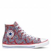 Converse Lifestyle - Logo Hi Top Trainers