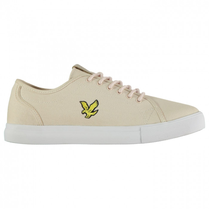 Lyle and Scott - Teviot Twill Canvas Shoes