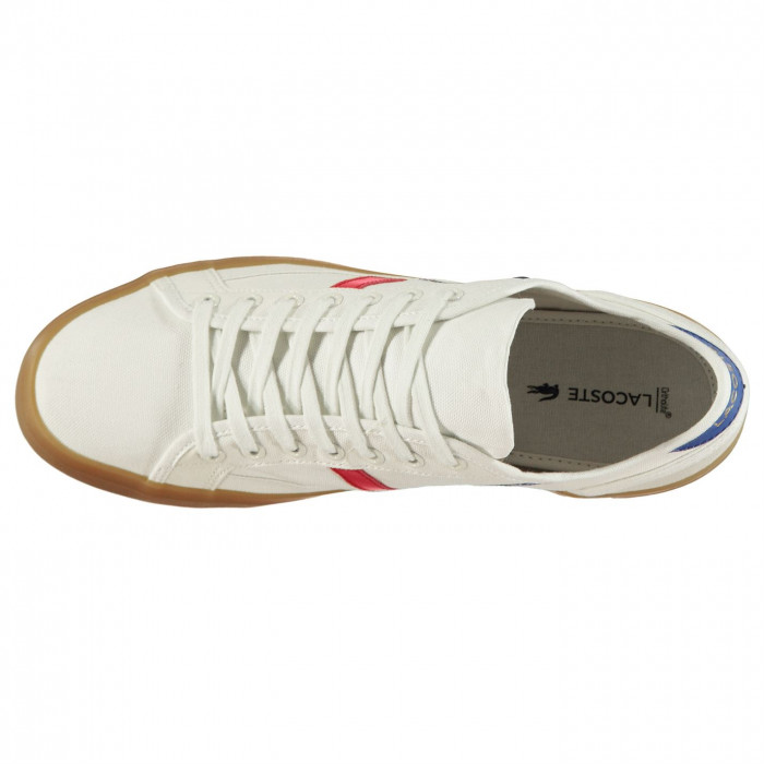 Lacoste - Sideline Canvas Mens Trainers