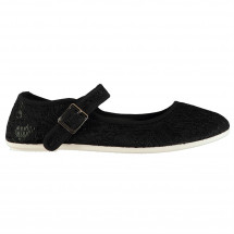 - Slazenger Canvas Mary Jane Ladies Shoes Slazenger od londonbridge.cz