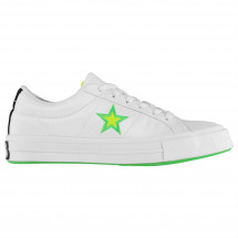 Converse Lifestyle - One Star Canvas Trainers