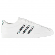 adidas - Court Set Leather Trainers Ladies
