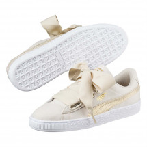 Puma - Basket Heart Trainers