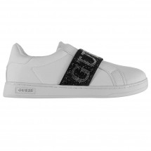 Guess - Connur Leather Trainers