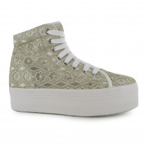 Jeffrey Campbell - Play Homg Lace Platform Shoes