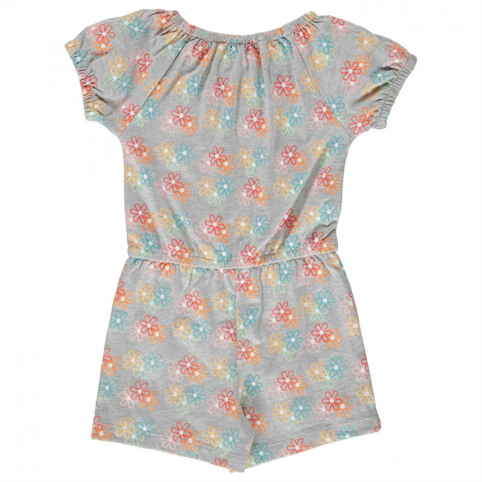 Kraťasy Crafted - Jersey Playsuit Infant Girls