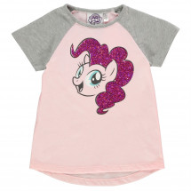 Character - Short Sleeve T Shirt Infant Girls