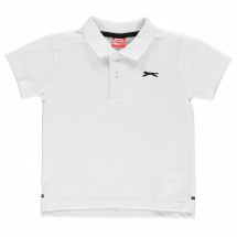 Polokošile Slazenger - Plain Polo Shirt Infant Boys