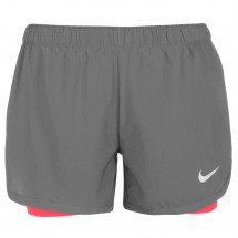 - Nike 2 in 1 Woven Shorts Ladies Nike od londonbridge.cz