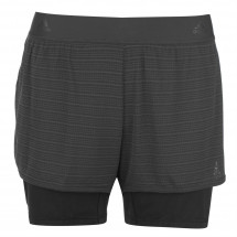 - Adidas 2 in 1 Climachill Shorts Ladies Adidas od londonbridge.cz