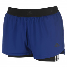 - Adidas 2 In 1 Shorts Ladies Adidas od londonbridge.cz