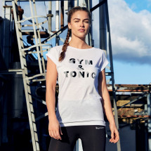 SportFX - Reflective Gym and Tonic Tee