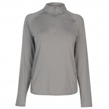 - USA Pro  quarter  Long Sleeve Zip Top Ladies USA Pro od www.londonbridge.cz