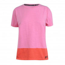 Tričko Under Armour - Charged Cotton T-Shirt Womens