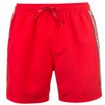 Calvin Klein - Taped Drawstring Swim Shorts