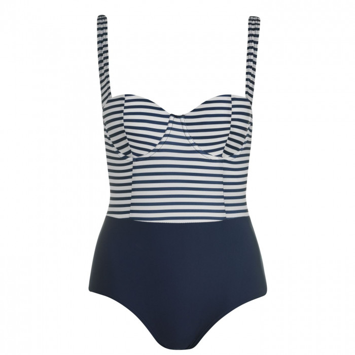 SoulCal - Top Panel Swimsuit
