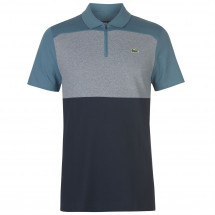 Lacoste - Sport Zip Neck Polo Shirt