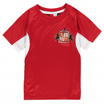 Source Lab - Sunderland Poly T Shirt Infant Boys