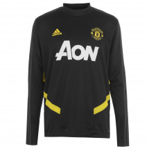 Adidas - Manchester United Training Top Mens