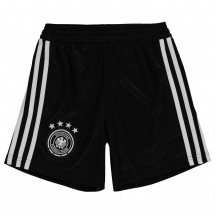 Kraťasy Adidas - Germany Home Shorts 2018 Junior