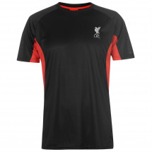 Tričko Source Lab - Liverpool Poly T Shirt Mens