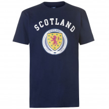 - Source Lab Scotland Crest T Shirt Mens Source Lab od www.londonbridge.cz