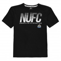 Tričko NUFC - Lined T Shirt Junior Boys