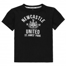 Tričko Team - Newcastle United Est T Shirt Infant Boys