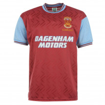 Score Draw - West Ham United 94 Home Jersey Mens
