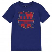 Nike - FC Barcelona 20 Years T Shirt Junior