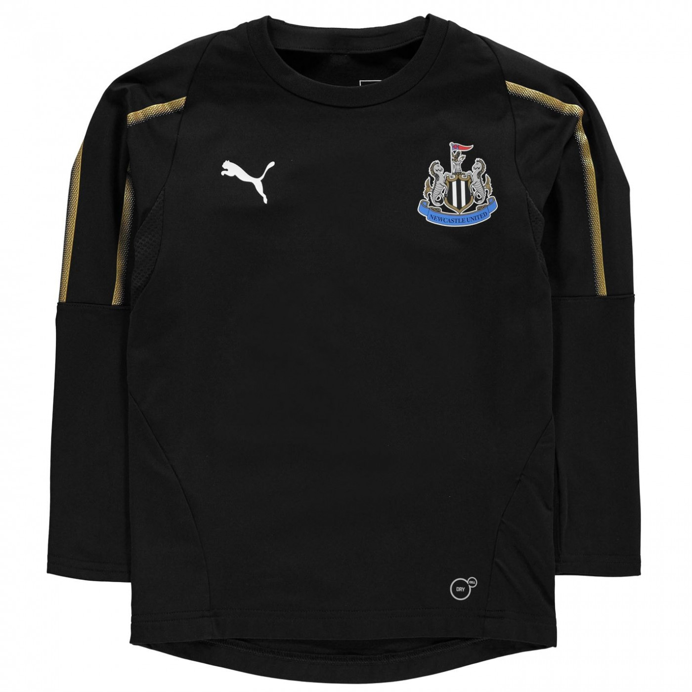 1bc4c28dff0d Puma - Newcastle United Training Sweatshirt 2018 2019