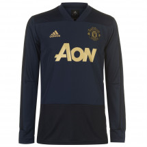 Mikina Adidas - Manchester United European Training Top 2018 2019 Mens