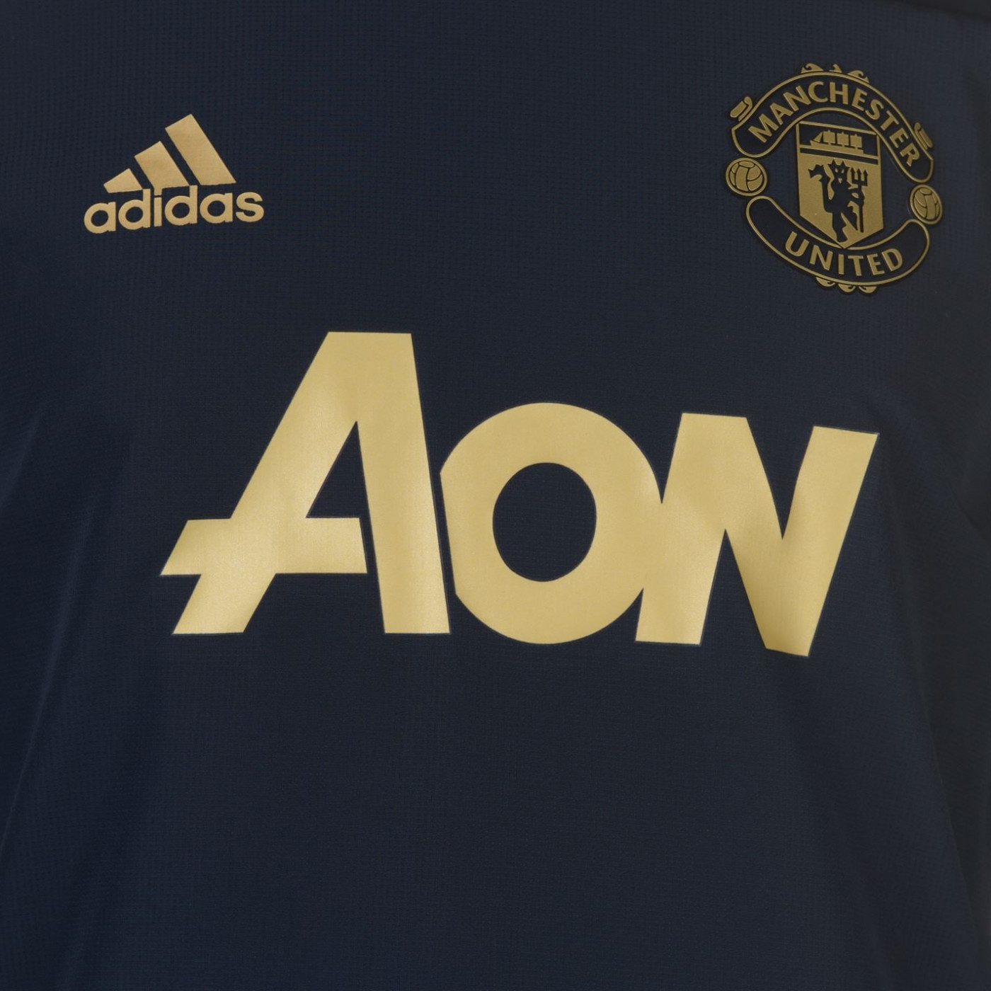 c8762aabe8 Mikina Adidas - Manchester United European Training Top 2018 2019 Mens