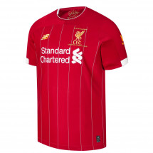 New Balance - Official Liverpool Champions Home Shirt 2020