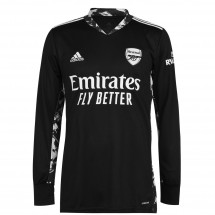 Adidas - Arsenal Home Goalkeeper Shirt 2020 2021
