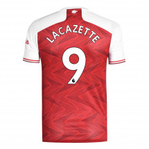 Adidas - Arsenal Alexandre Lacazette Home Shirt 2020 2021