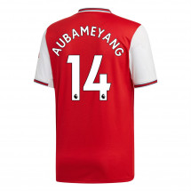 Adidas - Arsenal Pierre Emerick Aubameyang Home Shirt 2019 2020