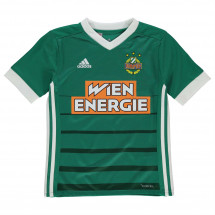 Adidas - Rapid Vienna Home Shirt 2018 2019 Junior