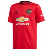 Adidas - Manchester United Juniors Home Jersey 2019 2020