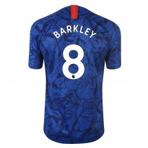Nike - Chelsea Ross Barkley Home Shirt 2019 2020 Junior