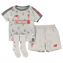 New Balance - Liverpool Third Mini Kit 2018 2019